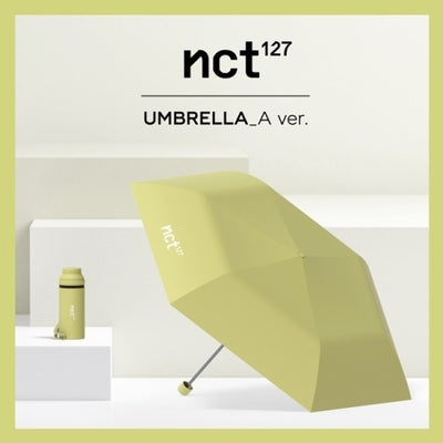 NCT Official Goods - Five Fold Umbrella - K Pop Goods Pink House