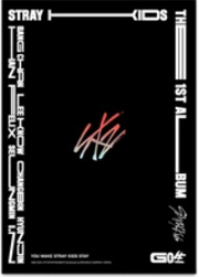 STRAY KIDS - 1ST ALBUM : GO生