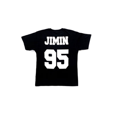 BTS Names Signed T-Shirt -JIMIN