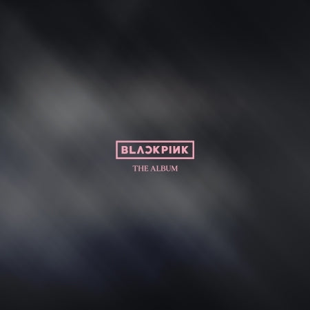 BLACKPINK -1ST FULL ALBUM [THE ALBUM]