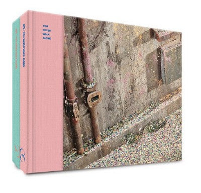 BTS Album - You Never Walk Alone - K Pop Goods Pink House