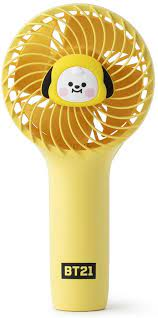 BT21 OFFICIAL MINI HANDY FAN (ROYCHE)