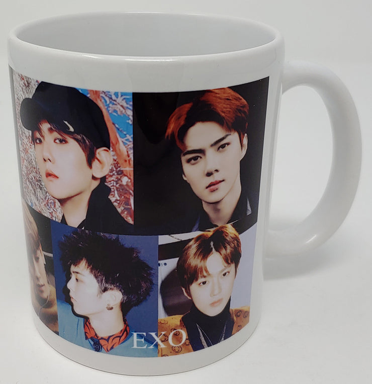 ARTIST CERAMIC COFFEE  MUG - K Pop Pink Store