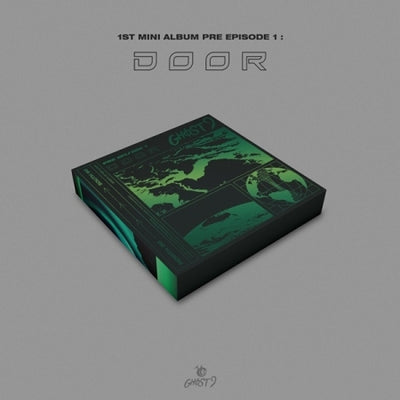 GHOST9 1ST MINI ALBUM - [PRE EPISODE 1: DOOR]