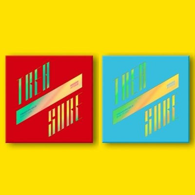 ATEEZ - 3rd MINI ALBUM - ['TREASURE EP.3 : ONE TO ALL] - K Pop Goods Pink House
