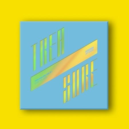 ATEEZ - 3rd MINI ALBUM - ['TREASURE EP.3 : ONE TO ALL] - K Pop Pink Store