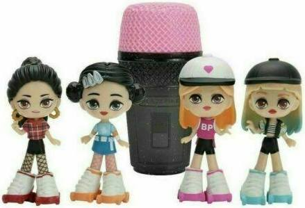 BLACKPINK OFFICIAL  MICRO POP STARS, MYSTERY SURPRISE FIGURES