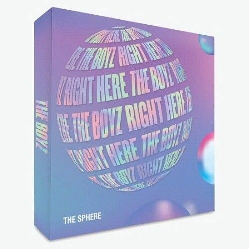 THE BOYZ - [THE SPHERE] 1st Single Album - K Pop Goods Pink House