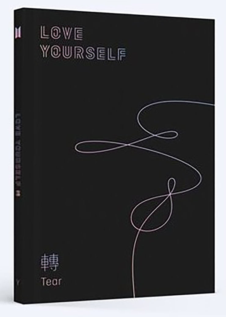 BTS - LOVE YOURSELF -TEAR - K Pop Pink Store