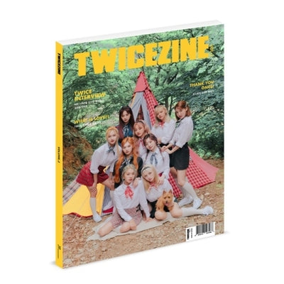 TWICE - OFFICIAL TWICEZINE VOL. 2