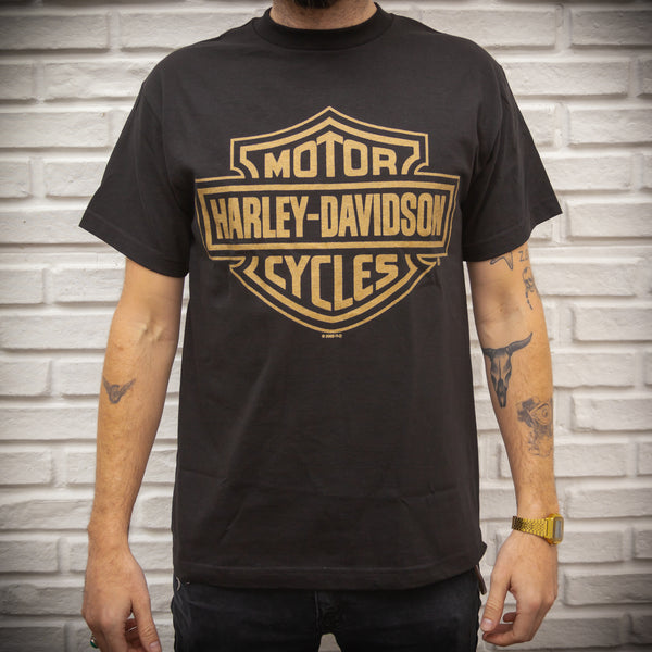 Harley-Davidson® of Glendale Gold Racer Short Sleeve Shirt
