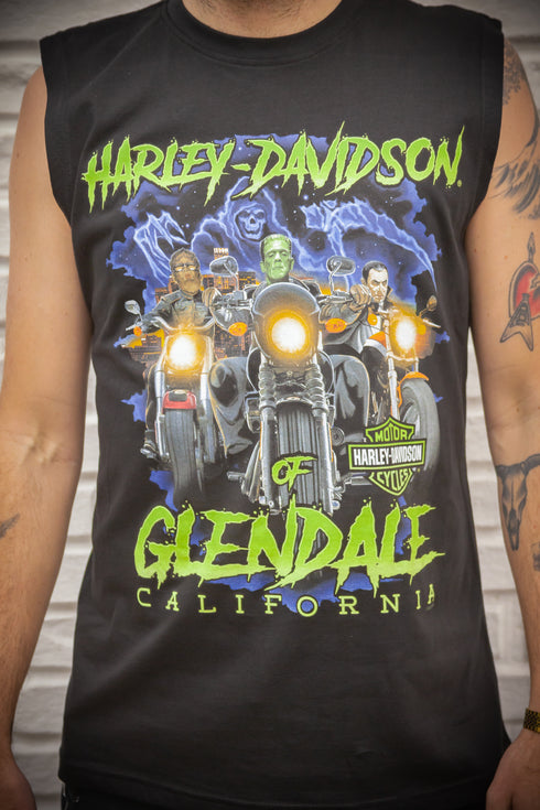 Harley-Davidson® of Glendale Hollywood Fright Nights Muscle Shirt