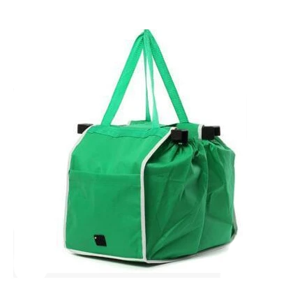 Eco-Friendly Foldable Reusable Shopping Handbag