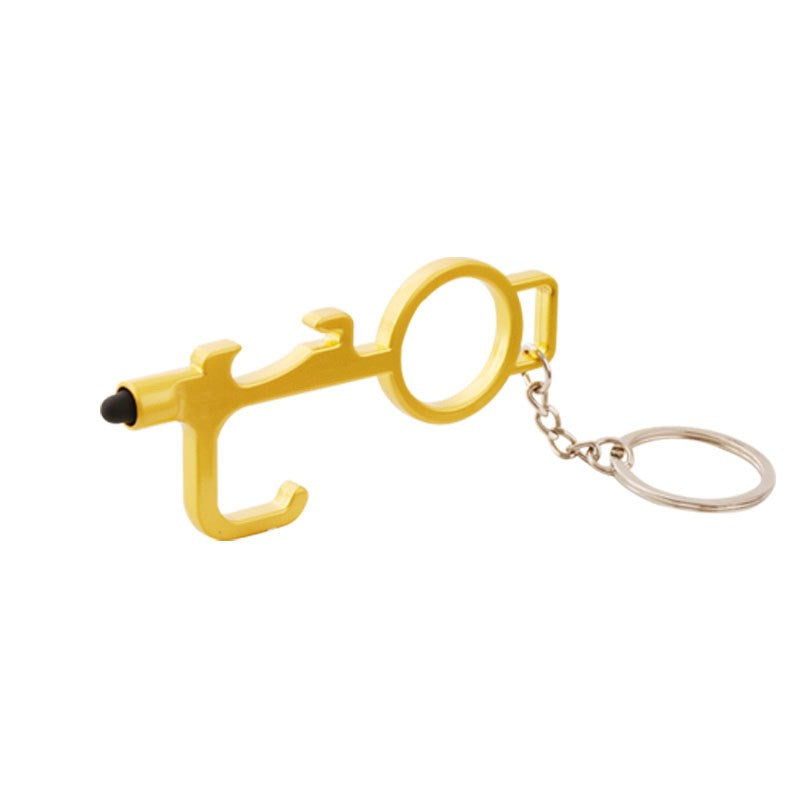 Contactless Protective Multi-Function Tool with Stretchable Carabiner Or Keychain - 99Dolphins