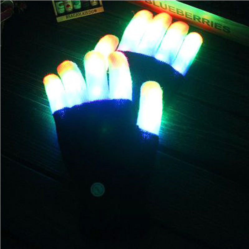 Flashing Magic Glove