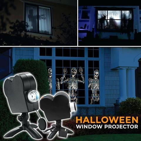 Wonderland Halloween Projector