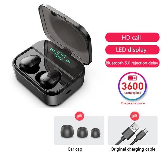 Wireless Earbuds Bluetooth Earphones