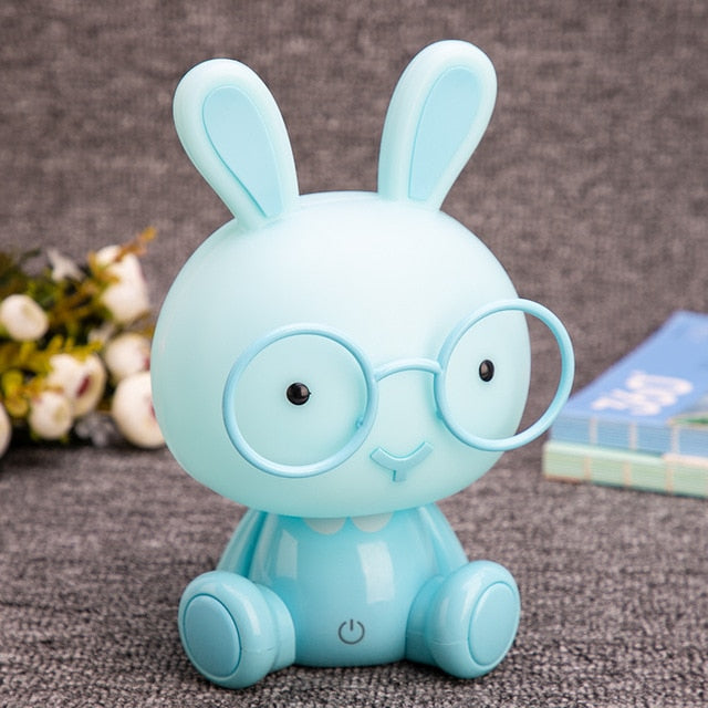 Cute Baby Rabbit Lamp
