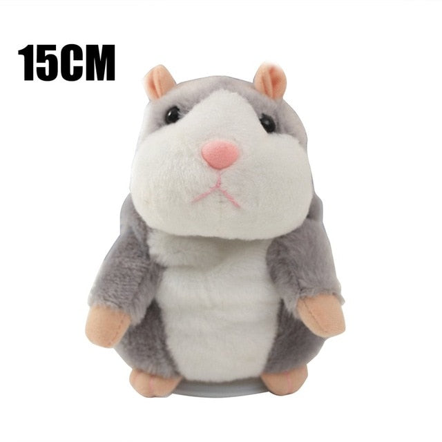 Talking Cheeky Hamster Mouse