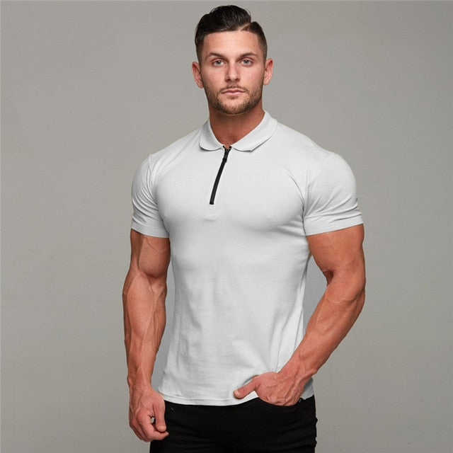 MuscleGuys™ Men Polo T-Shirt