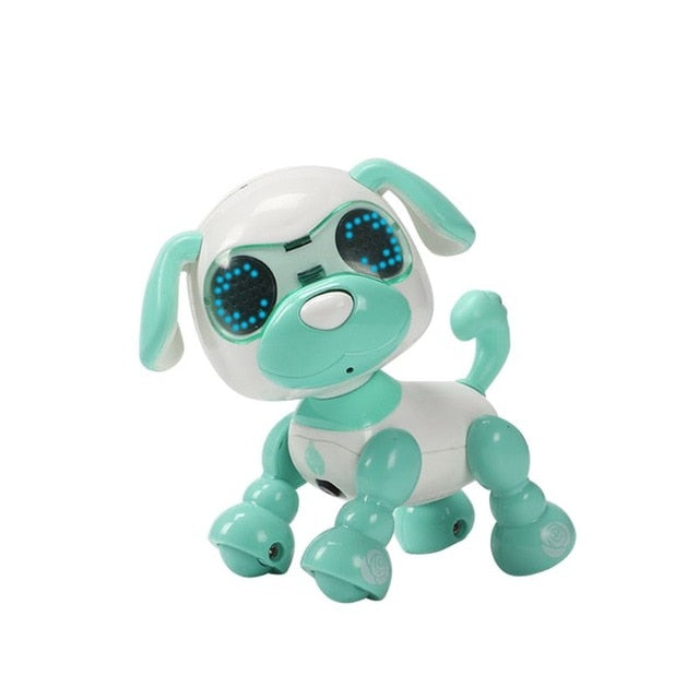 Cute Puppy Robotic Dog