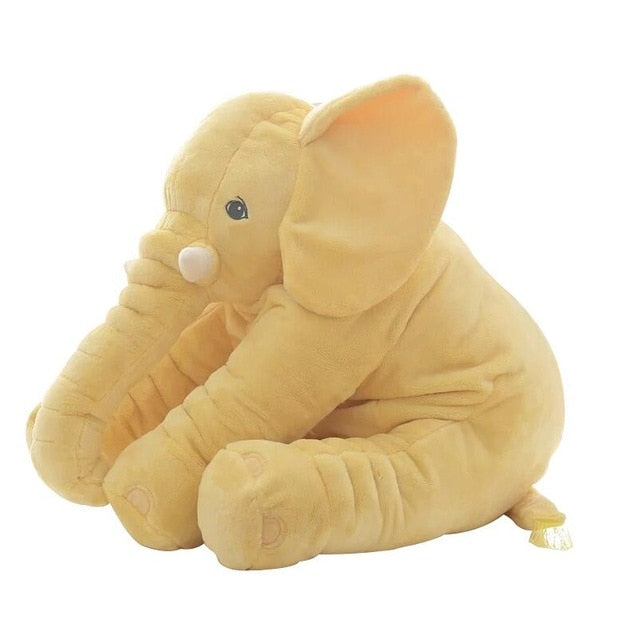 Cute Elephant Plush Toy - 99Dolphins