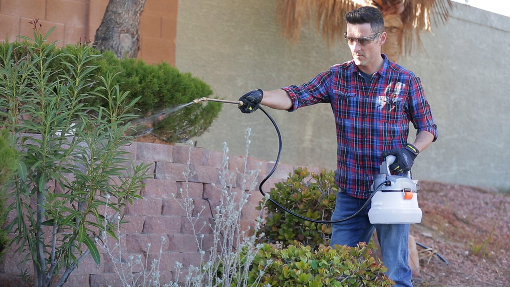 Garden Sprayer Customer Review