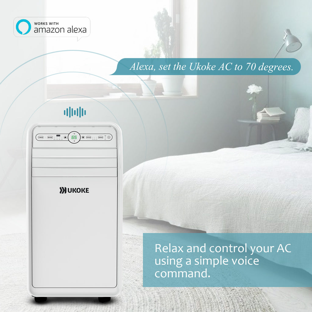 How to connect Portable AC to Ukoke App