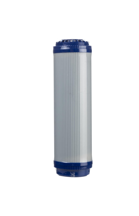 Ukoke 2nd Stage 5 Micron Granulated Activated Carbon (GAC) Water Filter Replacement Cartridge for Reverse Osmosis System, 2.5x10