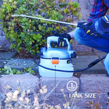 Ukoke Cordless Electric Power Garden Sprayer with 20V 2A Batter & Charger Included