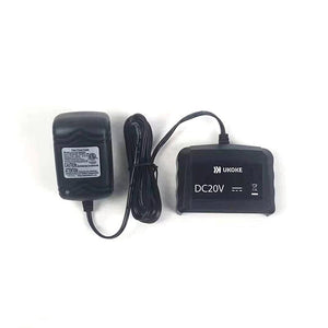 Charger for Ukoke 20V 2.0AH Lithium Ion Battery