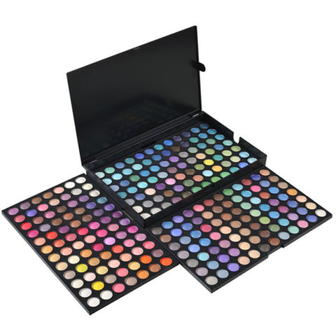 the ultimate 250 eyeshadow palette set