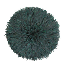 Load image into Gallery viewer, Juju hat - Dark Green/ Navy Large