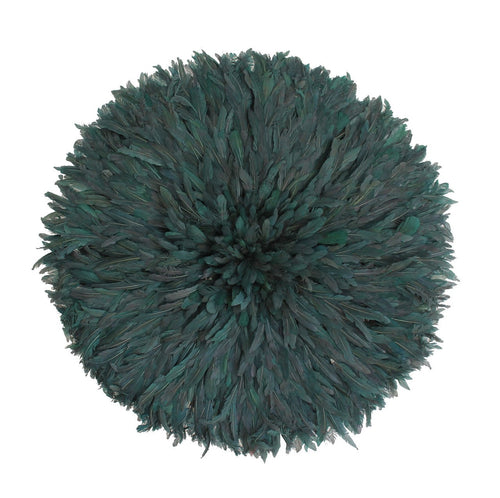 Juju hat - Dark Green/ Navy Large