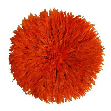 Juju hat - Dark Orange Large