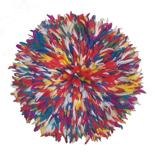Juju hat - Multi Coloured Large