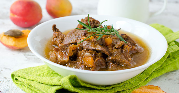 Laager Rooibos infused, Lamb & Apricot Tagine