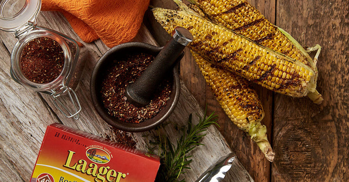 Sweet & Smokey Laager Rooibos Bbq Dry Rub Mix