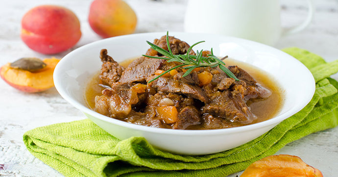 Beef and Apricot Casserole