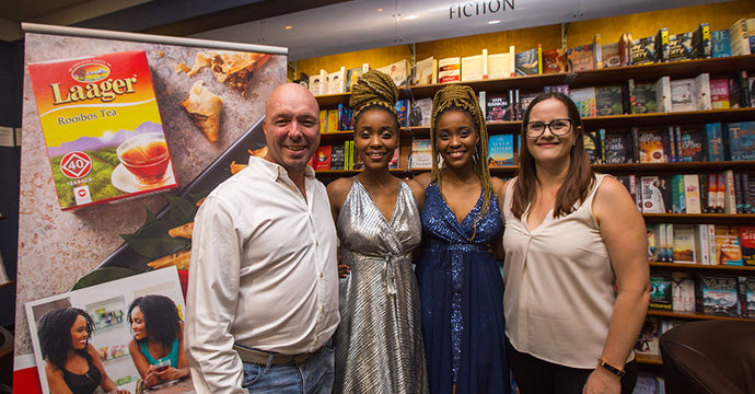 Food Stories cookbook KZN launch
