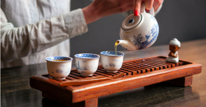 Tea Customs Around the World