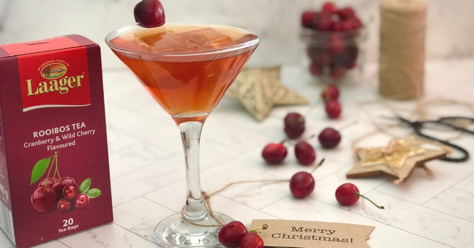 Laager Cranberry & Wild Cherry Flavoured Rooibos Cosmopolitan