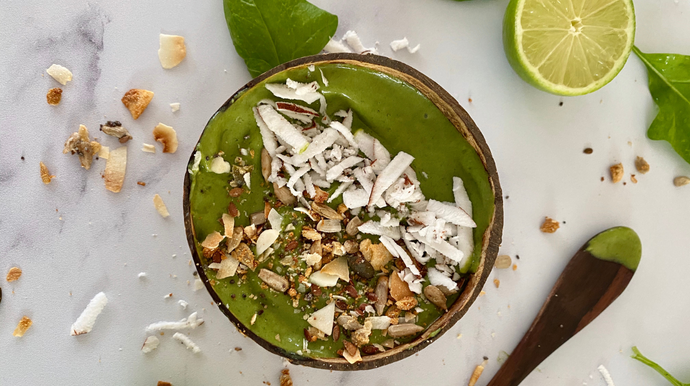 Tetley Green Tea Smoothie Bowl