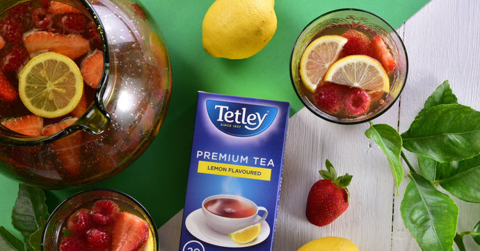 Tetley Lemon & Berry Spiked Punch
