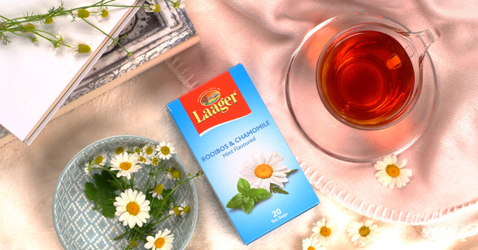 Tea can lower anxiety to improve mental and physical health