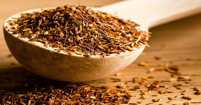 The health benefits of Rooibos tea