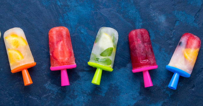 Tea4Kidz Ice Lollies