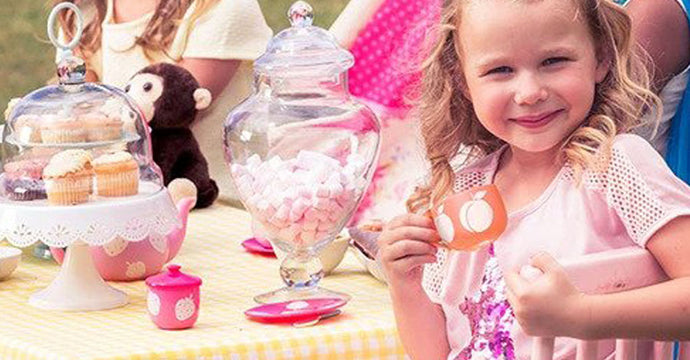 Stand a chance to win a kids tea party!