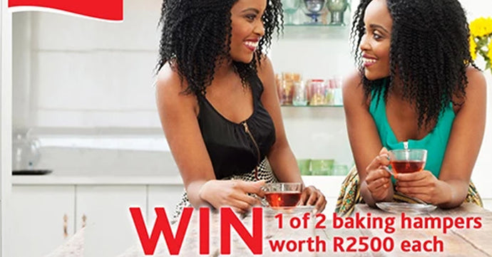 Win 1 of 2 baking Hampers worth R2500 each!