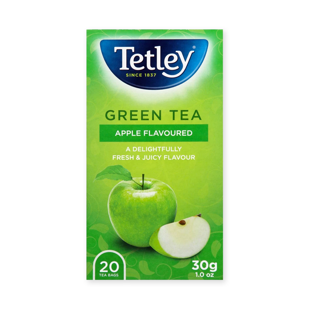 Tetley Green Apple 20's